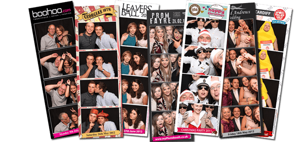 Example Photobooth Prints
